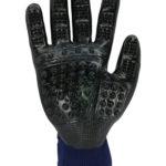 4-Sleek Pet Grooming Gloves